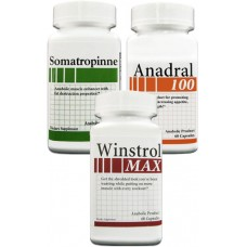Somatropinne - Winstrol Max - Anadral 100